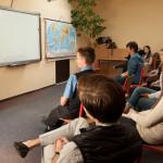 Prednáška Toma Nicholsona v škole