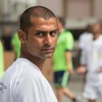 Futbalový zápas utečencov